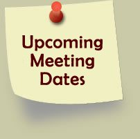 upcoming meeting