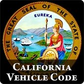 CA vehicle code
