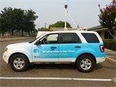 leak detection vehicle