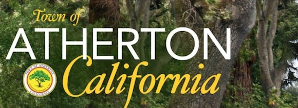 Town of Atherton Header