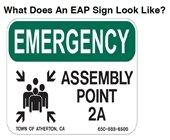 Actual EAP Sign