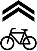 bike sharrow