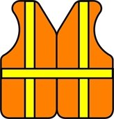 orange vests
