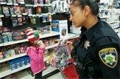 Shop with a cop 2