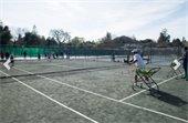 Atherton Tennis Court