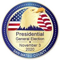 Election Pin 2020