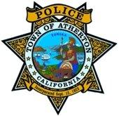 Atherton Police Logo