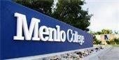 Menlo College Sign