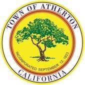 Town of Atherton logo