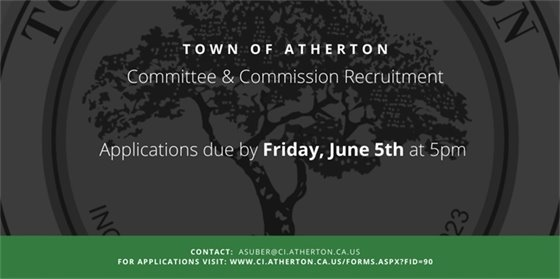 Committee and Commission Recruitment