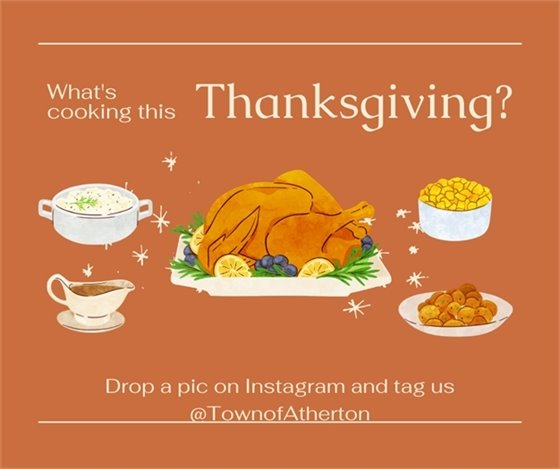 What is cooking for Thanksgiving