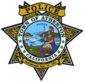 Atherton Police Department Badge