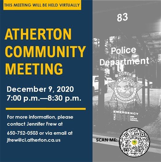 APD Community Meeting