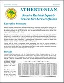 Athertonian Fire Services