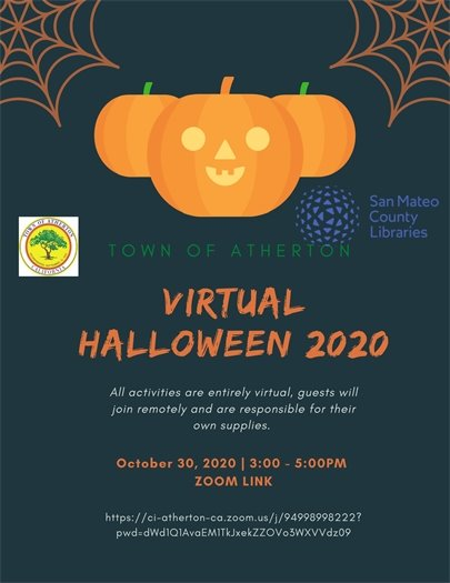 Atherton Virtual Halloween