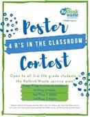 rethink waste poster