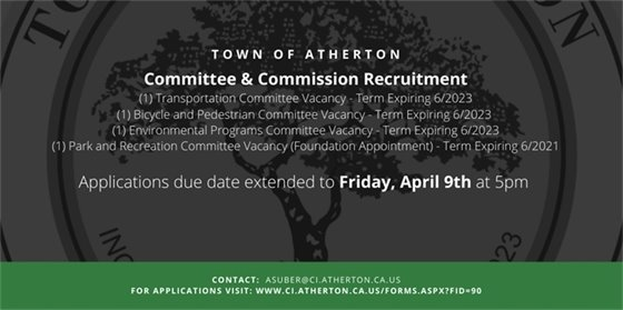 Committee Recruitment
