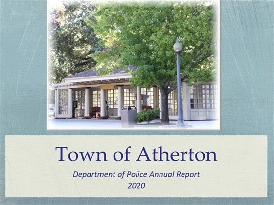 Atherton Police Department 2020 Report
