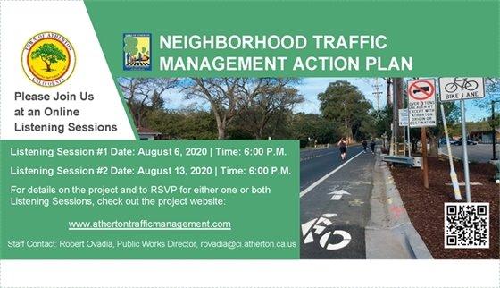 Neighborhood Traffic Management Action Plan