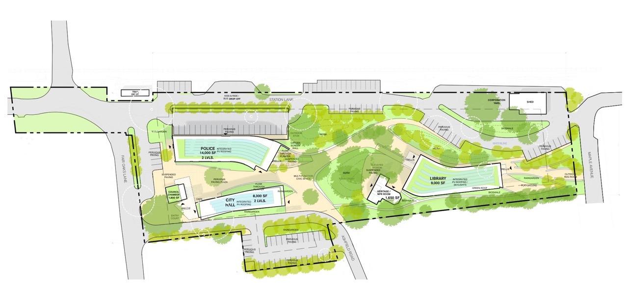 Atherton Town Center | Atherton, CA - Official Website