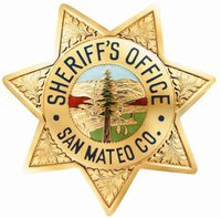 San Mateo County Sheriff's Department badge