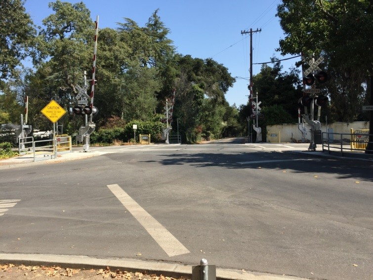 Atherton Fair Oaks Quiet Zone