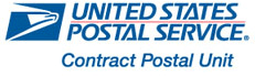 United States Postal Service Contract Postal Unit