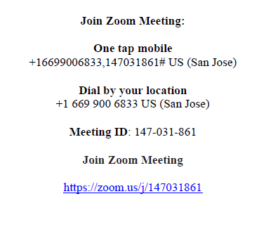 4.22.2020 Zoom Meeting Link