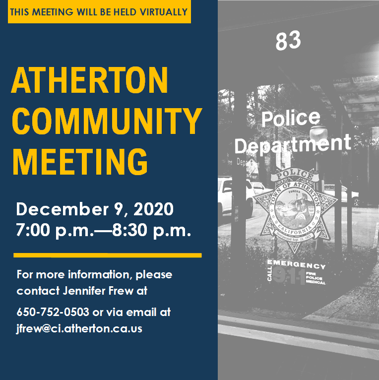 APD Community meeting
